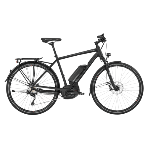 Bergamont E-Horizon 9.0 Herren, Performance mit 500 Wh, black 2017