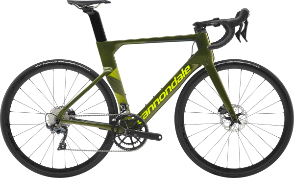 cannondale System Six Carbon Ultegra, Vulcan Green, NEW MODELL 2019