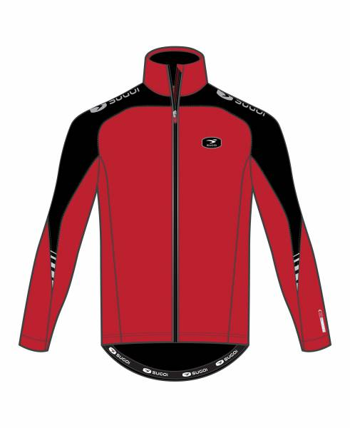 SUGOI RS180 Jacket, rot, Gr. XL
