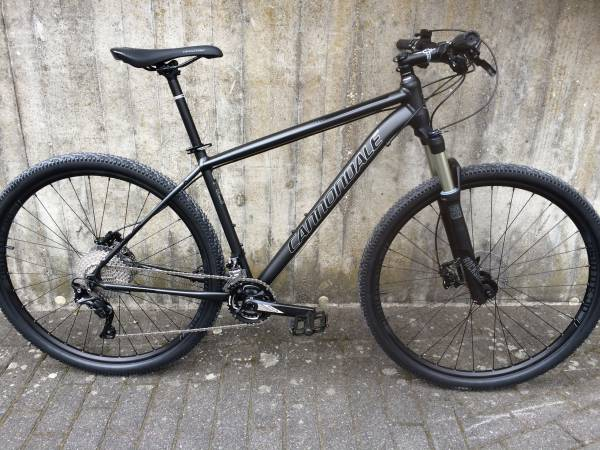 cannondale TRAIL 1, 29er Hardtail, XT 2x11 Modell 2017