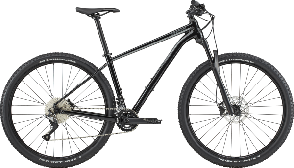 cannondale TRAIL 3, black, Modell 2020