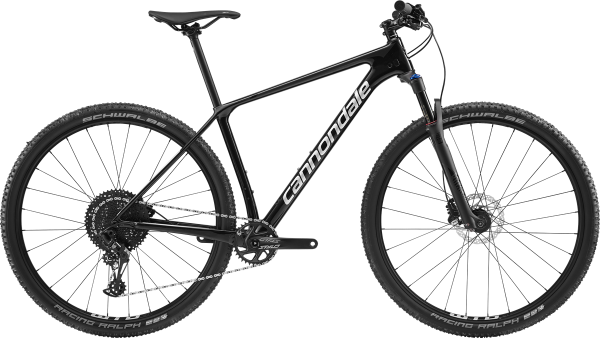 cannondale F-Si Carbon 5, black, Modell 2019