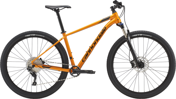 cannondale TRAIL 3, tangerine (BBQ), Modell 2019