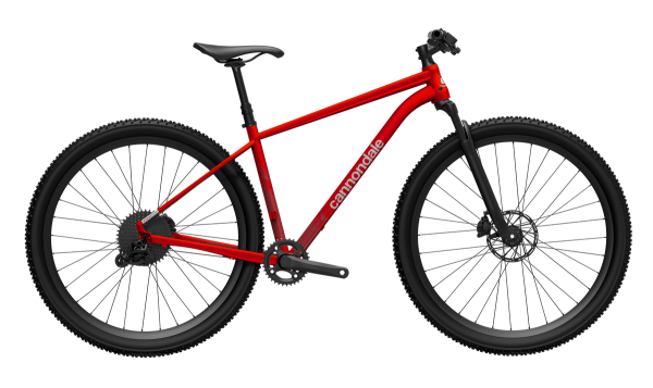 cannondale Trail 5, rally red, MEDIUM, lieferbar