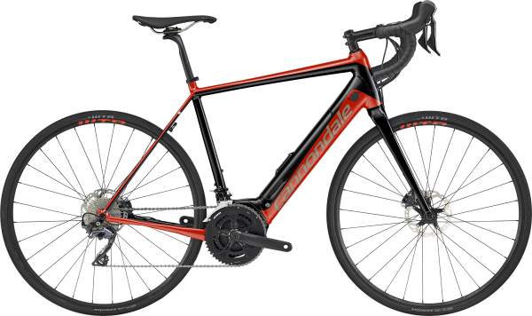 cannondale SYNAPSE NEO 2, red (AGR) WELTNEUHEIT 2019