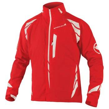 ENDURA Luminite 4 in 1 Jacke, rot