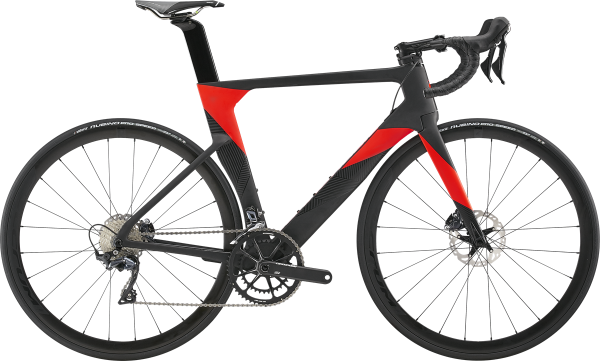 cannondale System Six Carbon Ultegra, Acid Red, NEW MODELL 2019