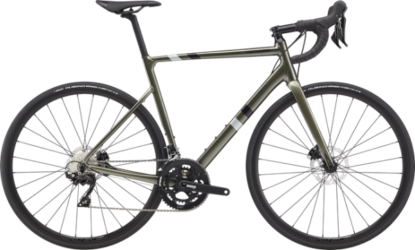 cannondale CAAD13 105 DISC, meteor grau