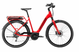 cannondale Mavaro Active City 2019, rot , sofort lieferbar!