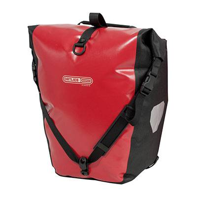 ORTLIEB Back Roller Classic , Paar 2x20 Liter, rot