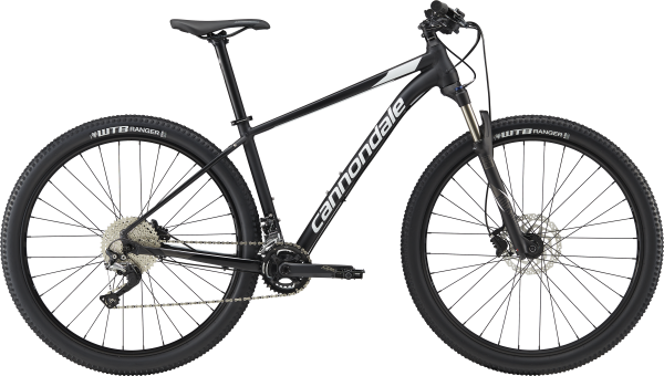 cannondale TRAIL 3, matt black (BBQ), Modell 2018