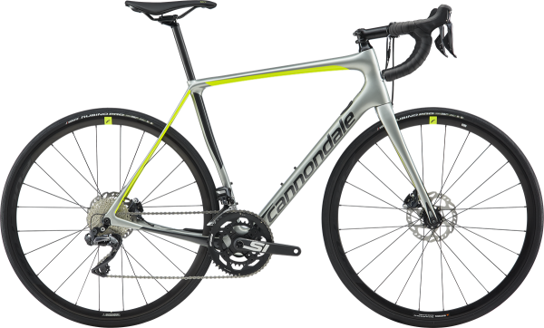 cannondale Synapse Carbon Ultegra Di2 , sage gray, Modell 2019