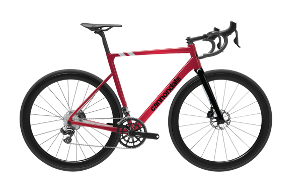 cannondale CAAD13 105 Disc, 54 cm, candy red,