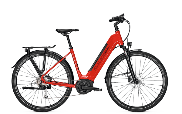 Raleigh KENT 9 LADY, 48 cm, rot, Mod.2021, sofort lieferbar!