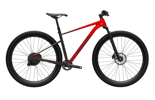 cannondale TRAIL SL3, Large, rally red, Modell 2021