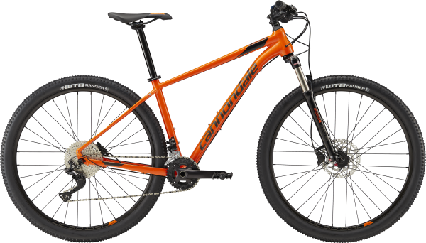 cannondale TRAIL 5, orange (ORG), Modell 2018