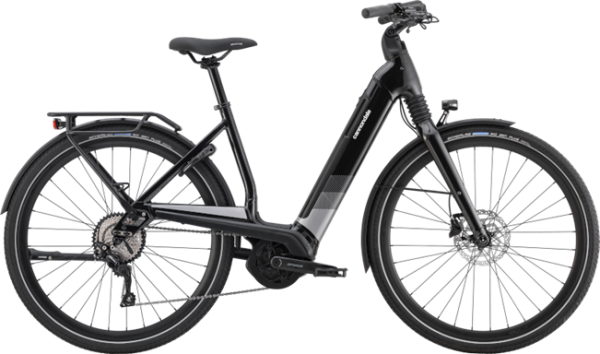 cannondale Mavaro NEO 5 Plus, schwarz metallic