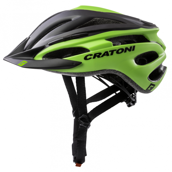 CRATONI Pacer ,S-M 54-58 cm, lime-black