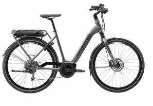 cannondale Mavaro Active City 2018, anthrazit , sofort lieferbar!