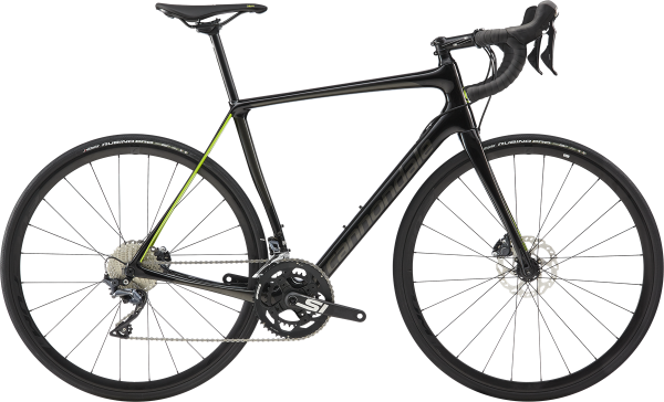 cannondale Synapse Carbon Ultegra, acid green Modell 2019