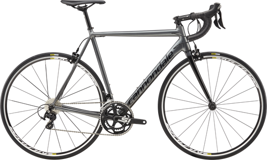 cannondale CAAD12, Shimano 105 11-speed, matt-anthrazit 2018 58 cm