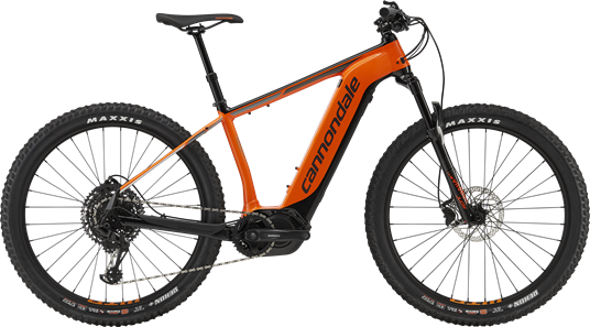 cannondale CUJO Neo, Modell 2019, hazard orange